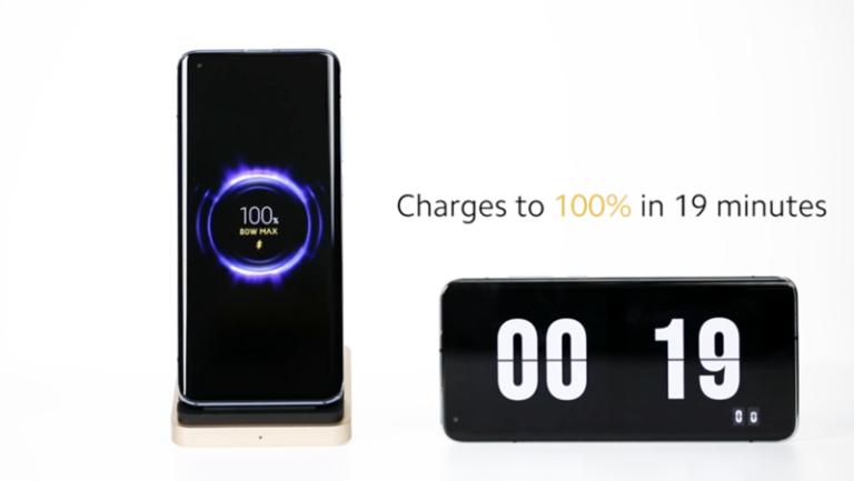 Wussh! Xiaomi Pamer Teknologi Wireless Charging 80W