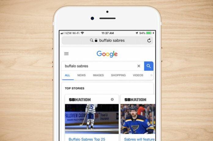 Apple Google iPhone