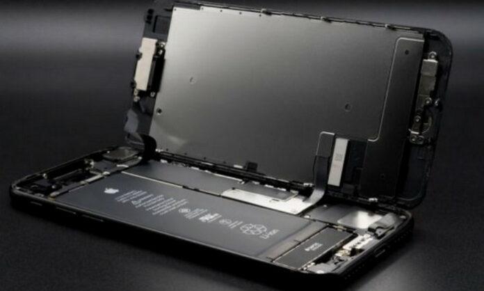 Baterai iPhone 12 Pro Max TENAA