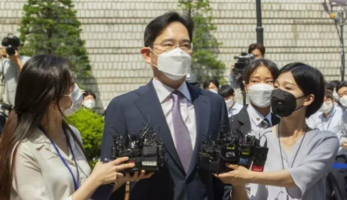 Bos Samsung Meninggal