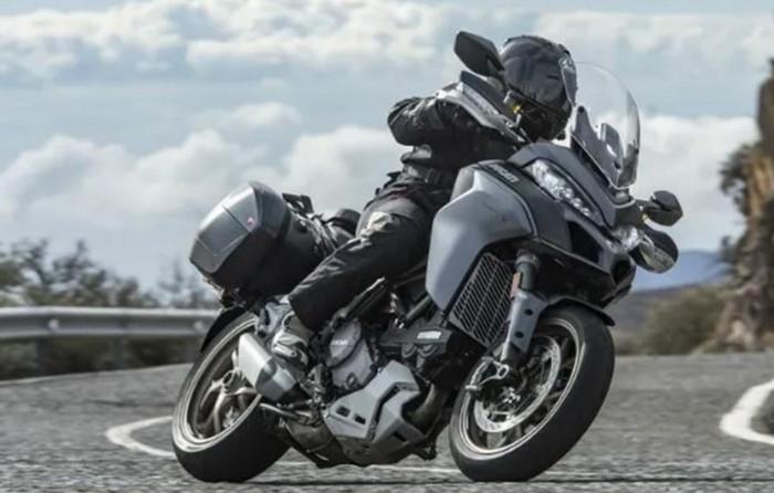 Motor Ducati akan Dipasang Radar untuk Keamanan Bikers