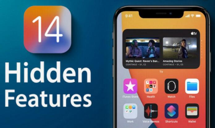 Fitur Tersembunyi iOS 14