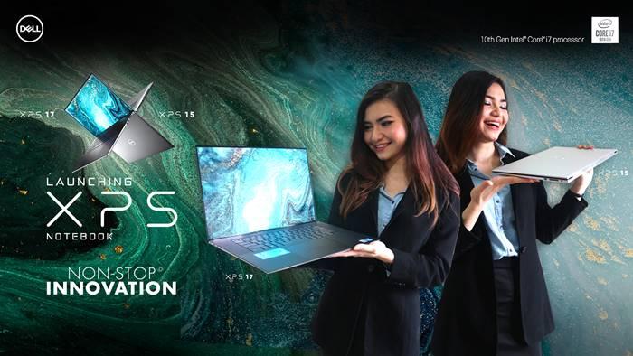 Dell XPS 15 dan 17 Diluncurkan di Indonesia, Ini Spesifikasi Lengkapnya