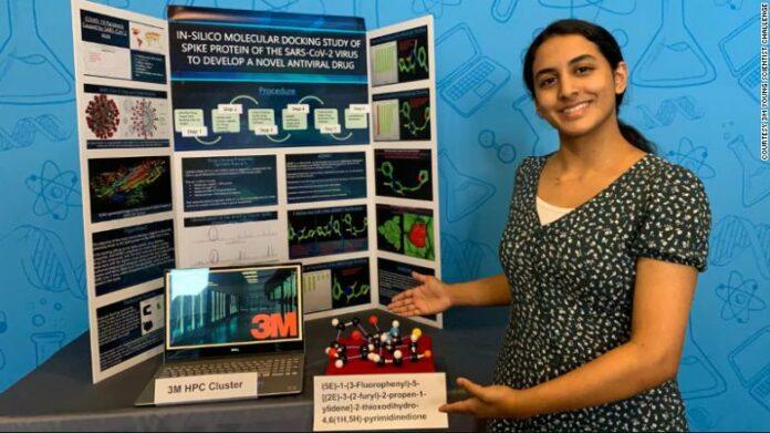 Gadis 14 Tahun Obat Virus Corona