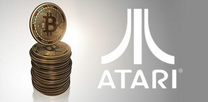 Game Atari Cryptocurrency