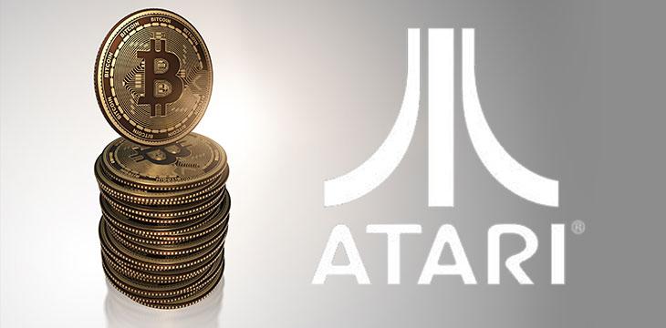 Comeback, Atari Jual Game Terbaru via Bitcoin