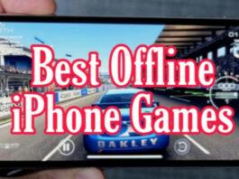 Game Offline iPhone