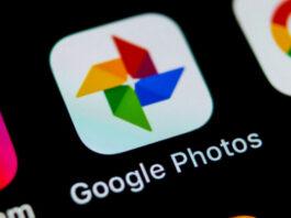 Upload foto Google Photos