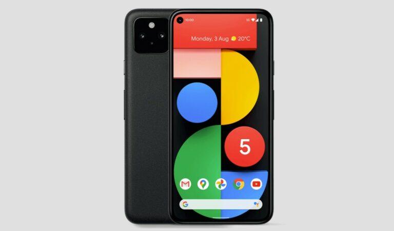Spesifikasi dan Harga Google Pixel 5 dan Pixel 4a 5G
