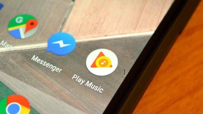Google Play Music Pensiun