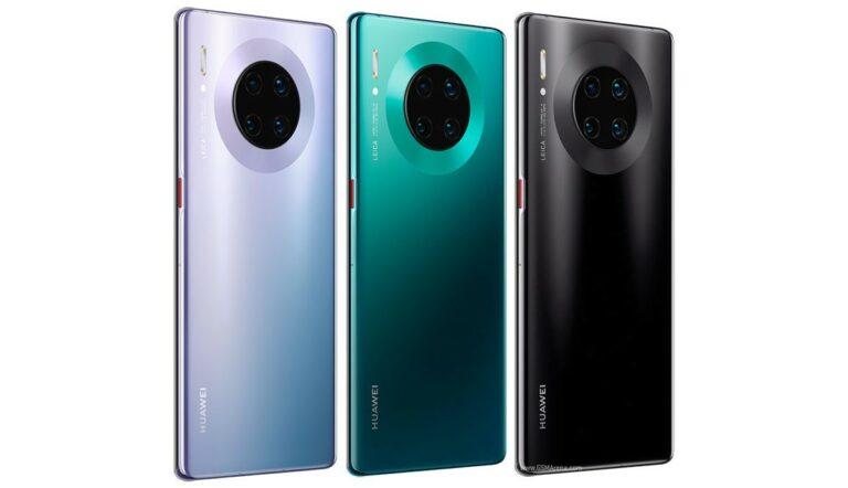 Cantiknya Desain Huawei Nova 8i yang Segera Diluncurkan