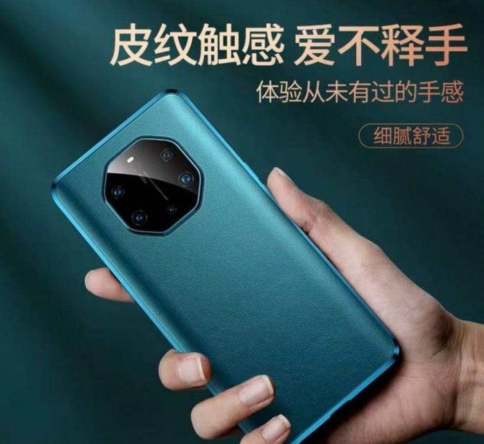 Spesifikasi Desain Huawei Mate 40