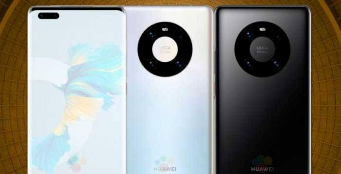 Spesifikasi Huawei Mate 40, Mate 40 Pro, Mate 40 Pro+