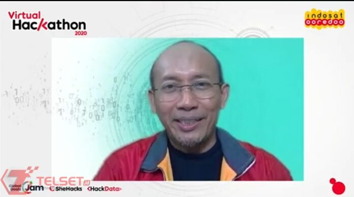 Indosat Virtual Hackathon 2020