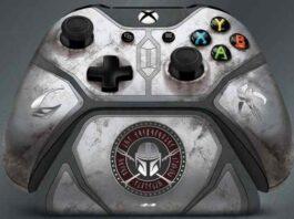Xbox One Mandalorian