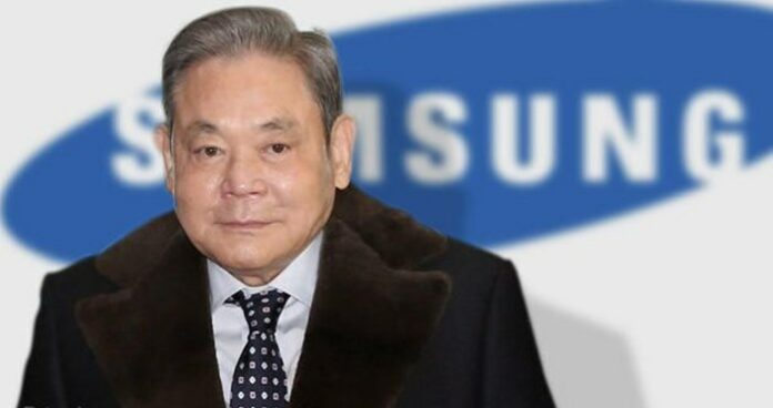 Bos Samsung Group Meninggal