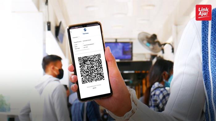 Kini, Bayar Tiket Perjalanan Transjakarta Bisa Pakai LinkAja
