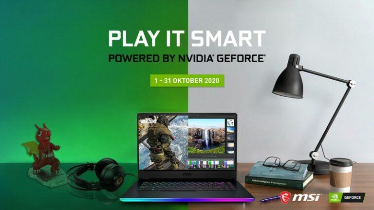 Promo Baru, Beli Laptop MSI Dapat Hadiah Langsung