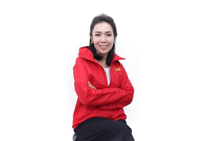 Natasha Nababan Indosat Ooredoo