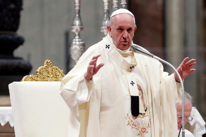 Paus Fransiskus LGBT
