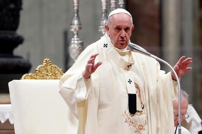 "Paus Fransiskus Dukung LGBT, Netizen ""Ribut"" di Twitter"