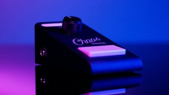 Pedal Gitar Smartphone