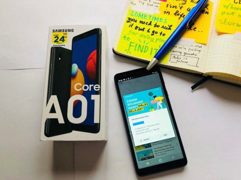 Dukung PJJ, Beli Smartphone Samsung Dapat Bonus Kuota