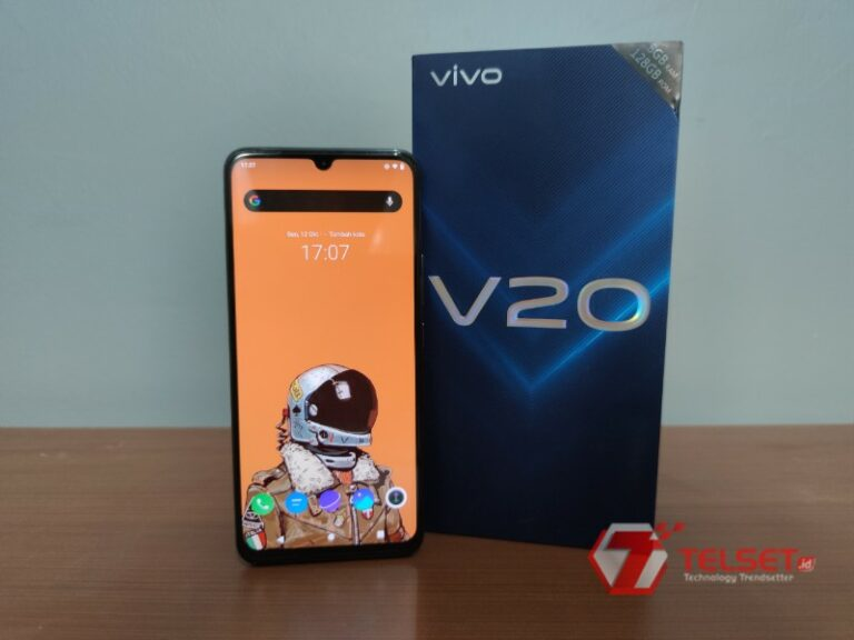 Review Vivo V20: Performa Lumayan, Kamera Memikat