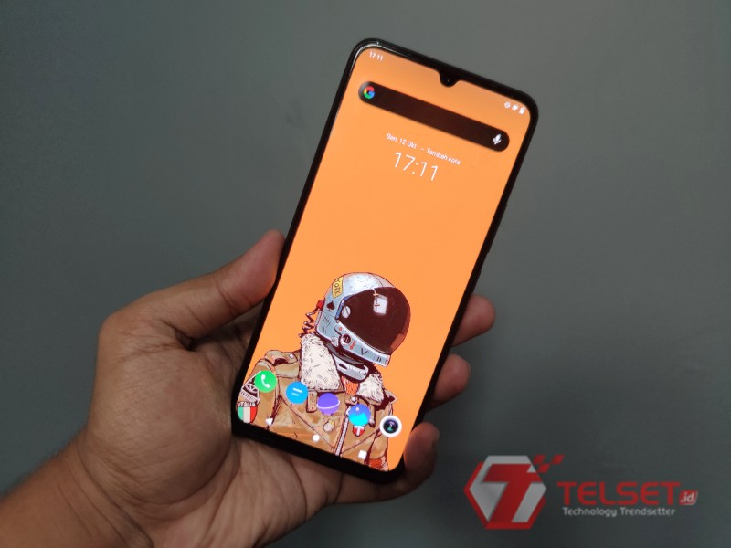 review vivo v20