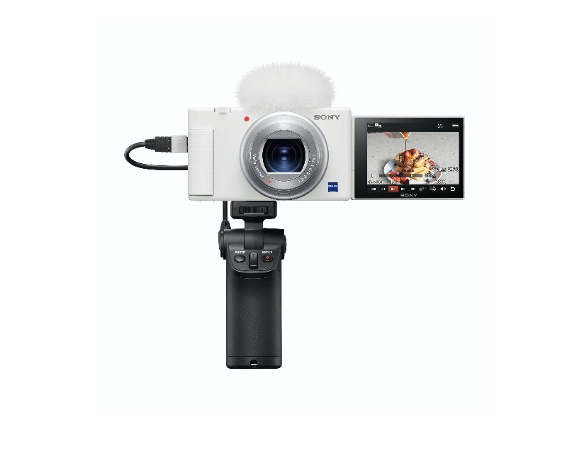 Kamera Sony ZV-1 Putih