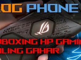 ROG PHONE 3 UNBOXING