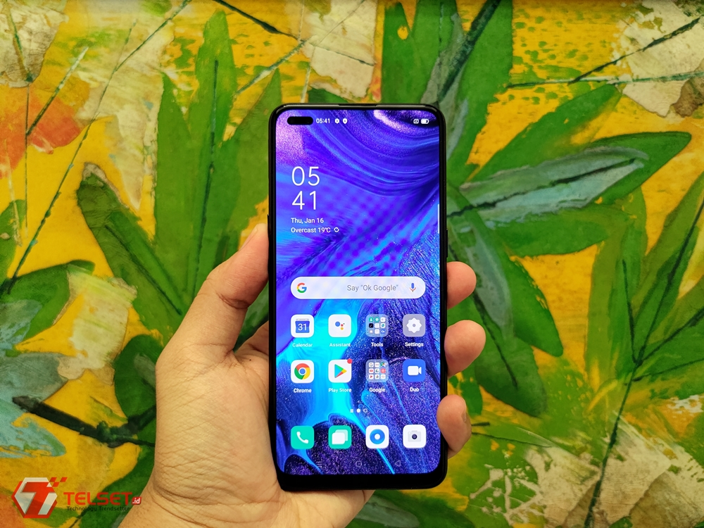 Review Oppo Reno4