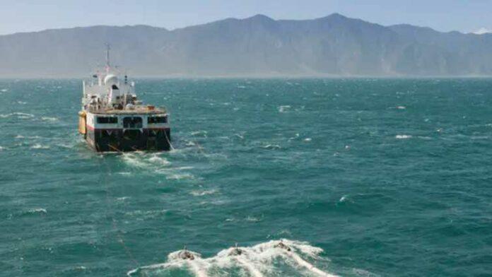 Lempeng Tektonik Samudera Pasifik