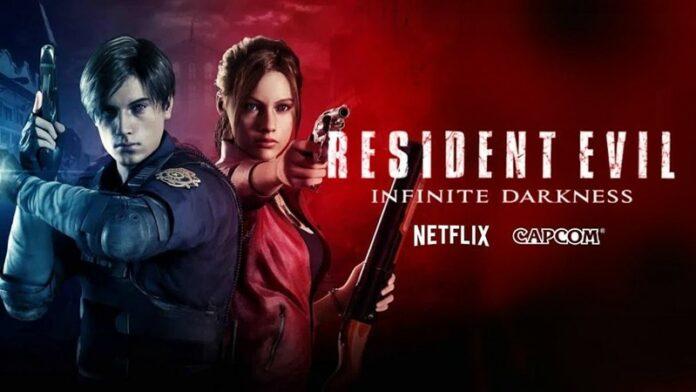 Film Resident Evil Netflix