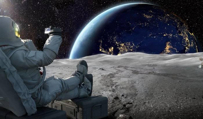 NASA Temukan Sumber Air Melimpah di Permukaan Bulan