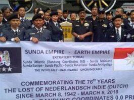 Netizen Omnibus Law Sunda Empire