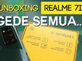 Unboxing Realme 7i