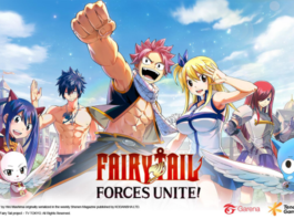 Fairy Tail Forces Unite