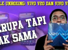 Vivo V20 dan V20 SE Unboxing