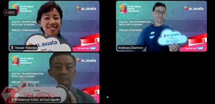 XL Axiata Cloud SAP Indonesia