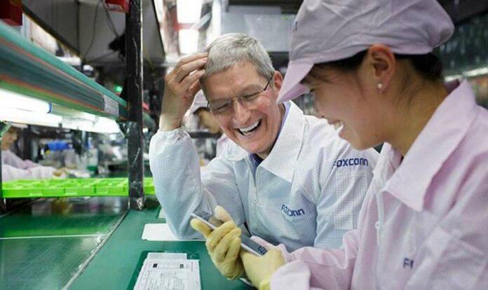 Apple MacBook Terbaru Foxconn