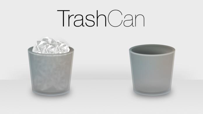Cara Hapus Trash otomatis MacOS