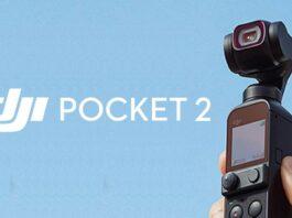 DJI Pocket 2 ronin