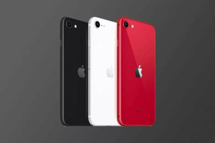 Harga dijual iPhone SE 2020 Indonesia