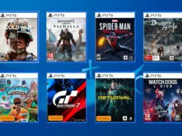 Game PS5 PlayStation 5