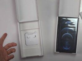 iPhone 12 EarPods