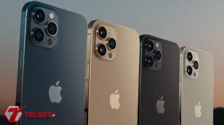 Pre-order iPhone 12 Ludes Kurang dari Sejam