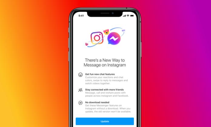 Fitur baru messenger instagram