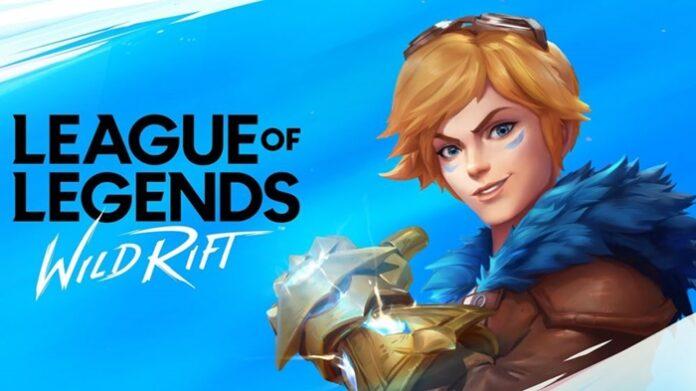 League of Legends Wild Rift iPhone 12