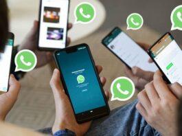 face unlock whatsapp